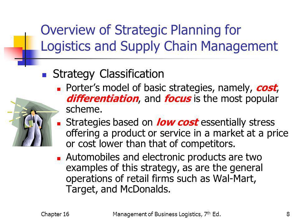 Management of Business Logistics, 7th Ed.