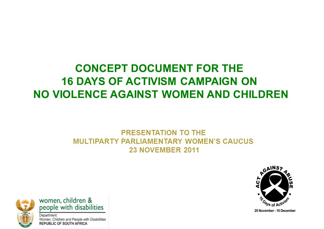 MULTIPARTY PARLIAMENTARY WOMEN'S CAUCUS