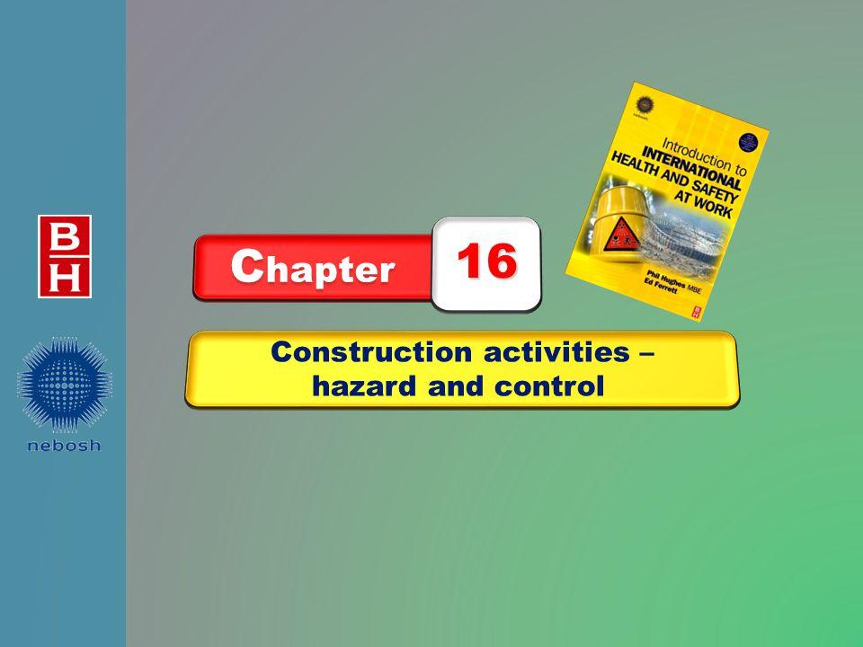 Construction activities –