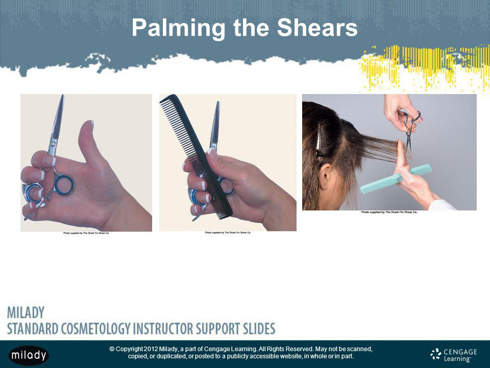Palming the Shears