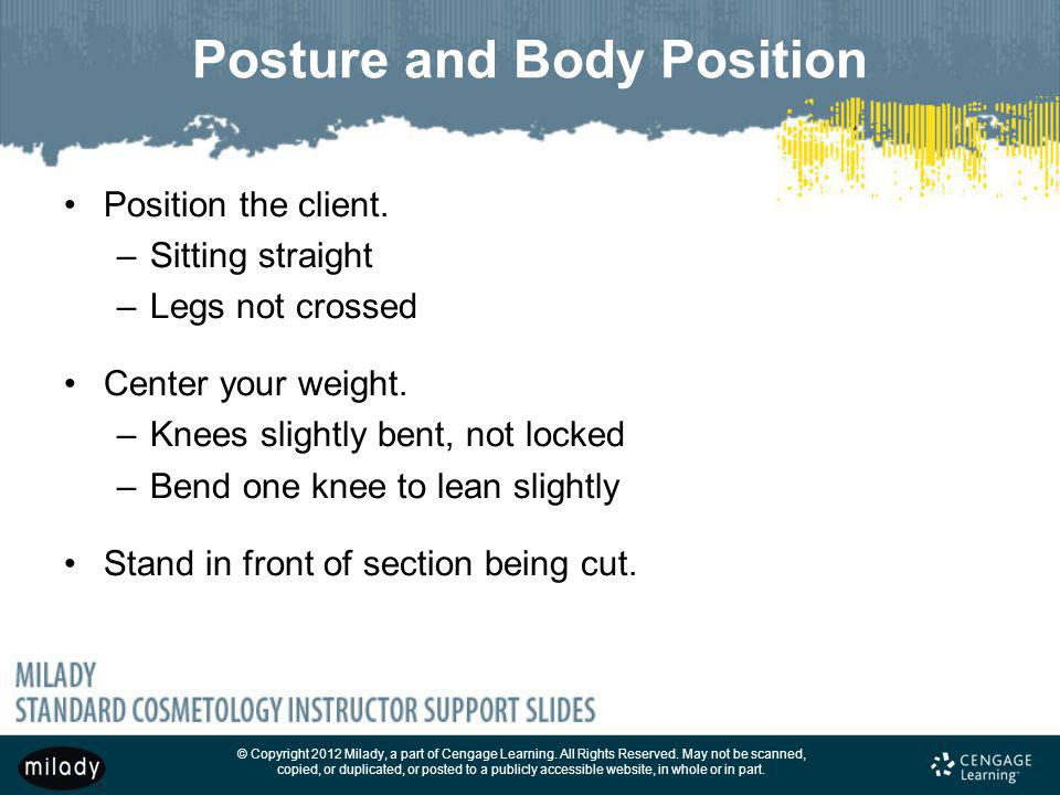 Posture and Body Position