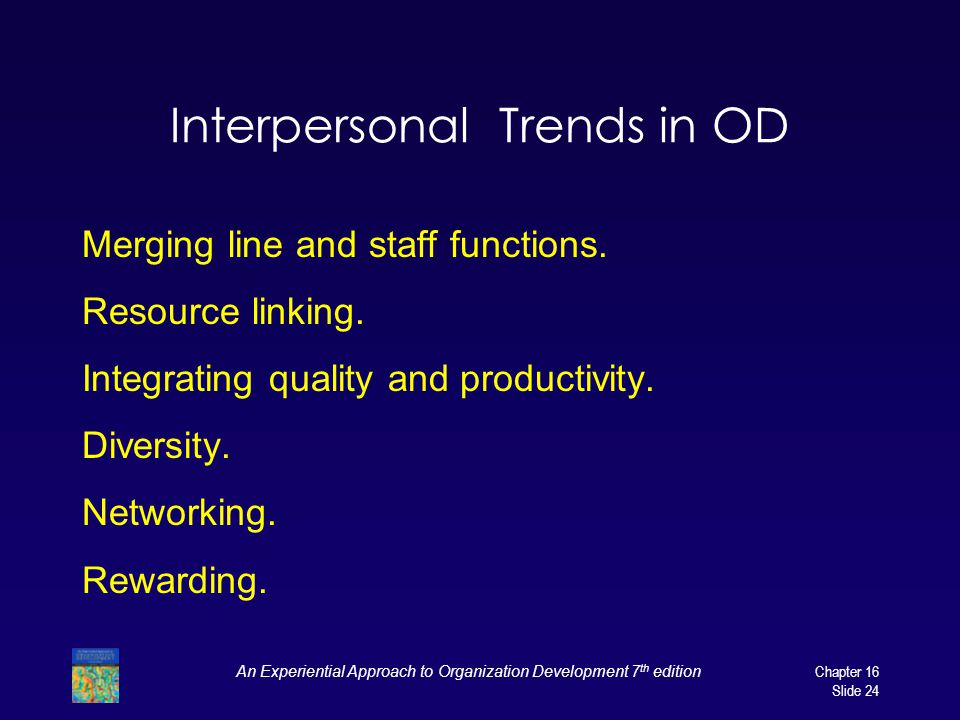 Interpersonal Trends in OD