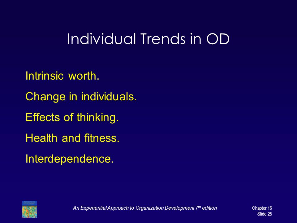 Individual Trends in OD