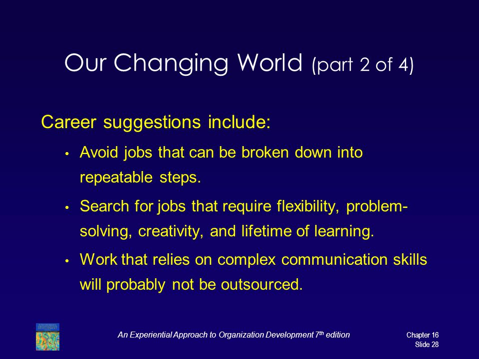 Our Changing World (part 2 of 4)