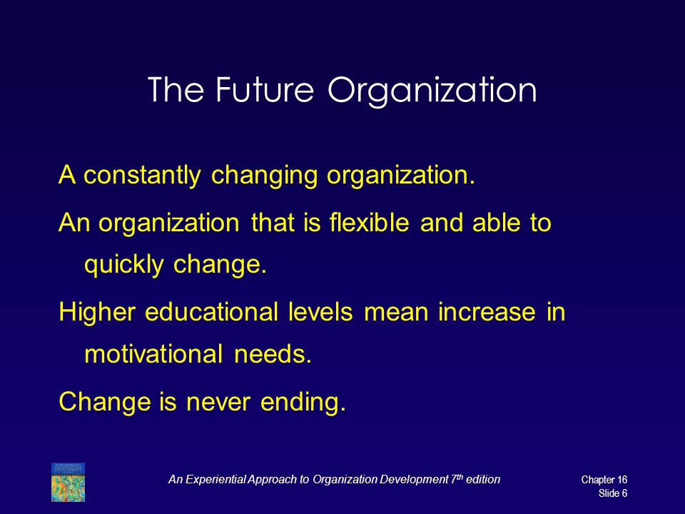 The Future Organization