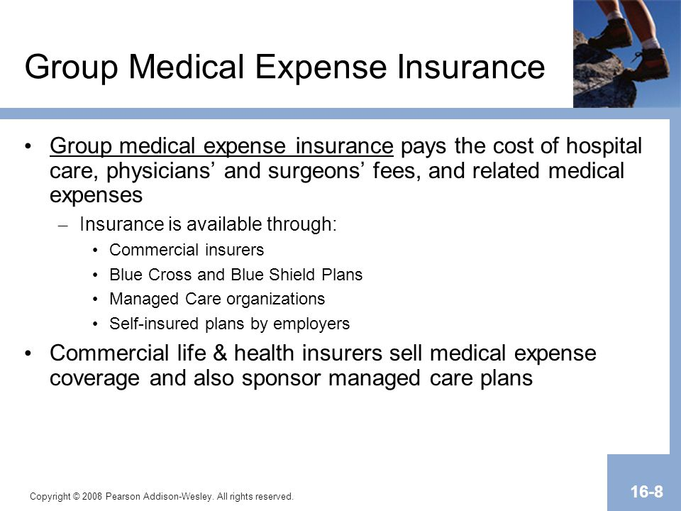 Group Medical Expense Insurance