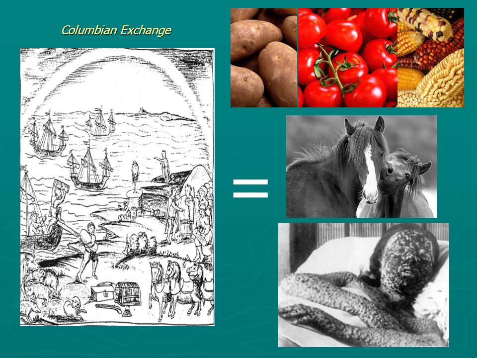 Columbian Exchange =