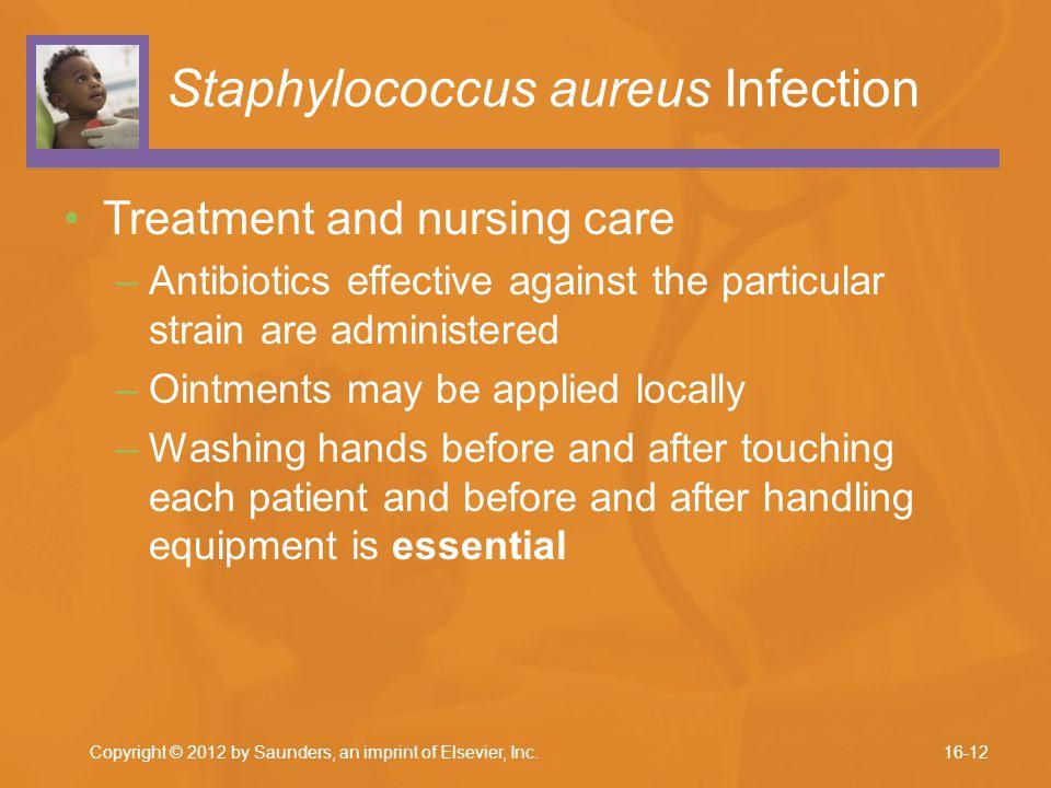 Staphylococcus aureus Infection