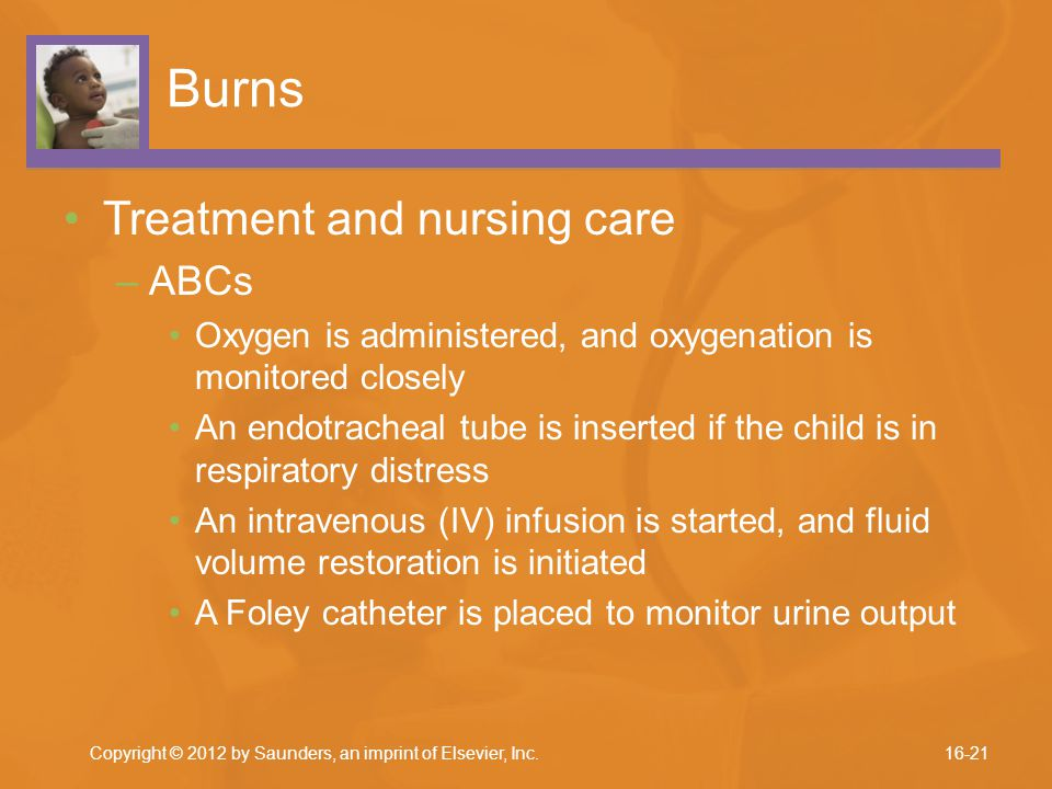 Burns Treatment and nursing care ABCs