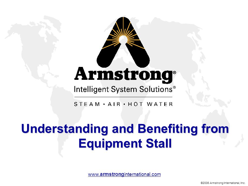 Understanding and Benefiting from Equipment Stall