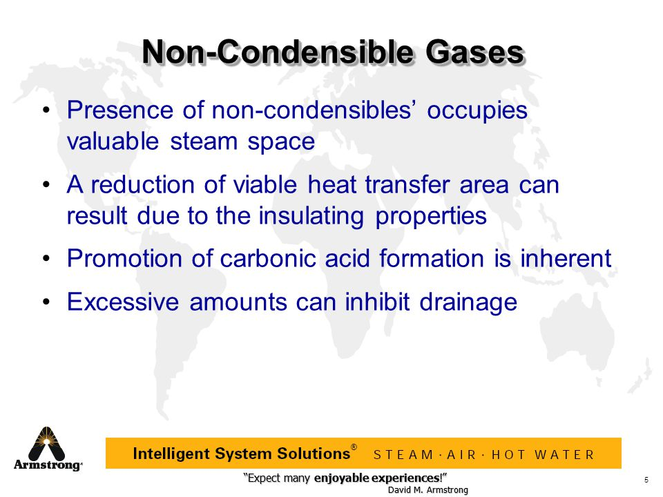 Non-Condensible Gases