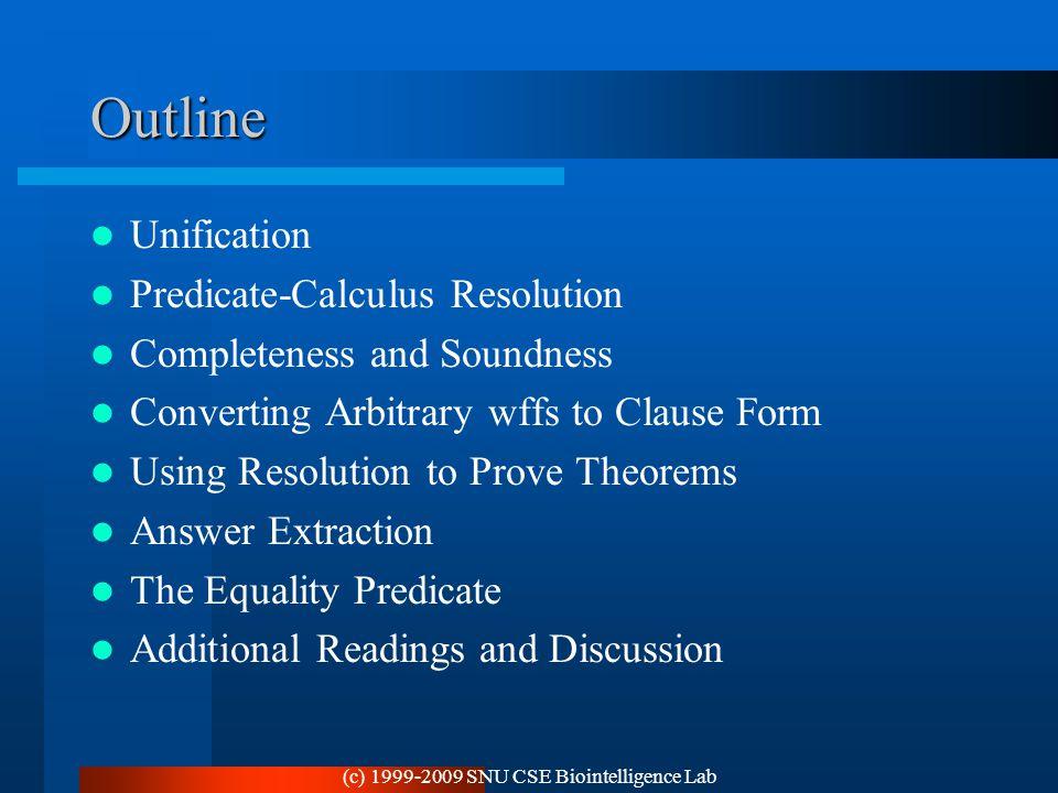 (c) 1999-2009 SNU CSE Biointelligence Lab