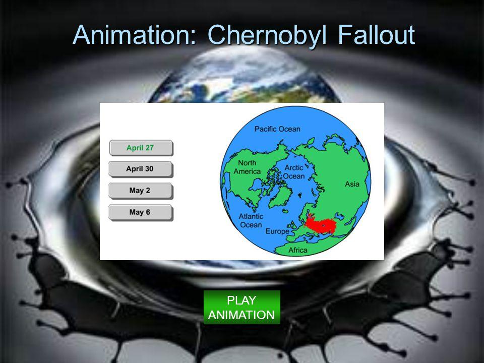 Animation: Chernobyl Fallout