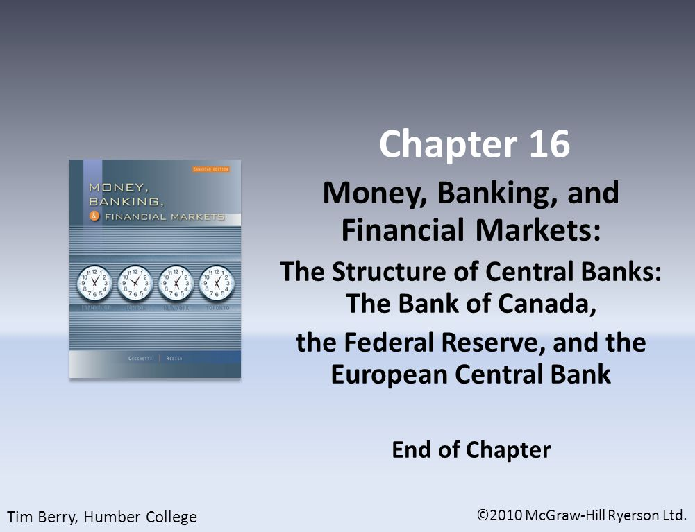 money banking and financial markets 58 mishkin • the economics of money, banking, and financial markets, eighth edition chapter 2 an overview of the financial system 2 yes, i should take out the loan, because i will be better off as a result of doing so.