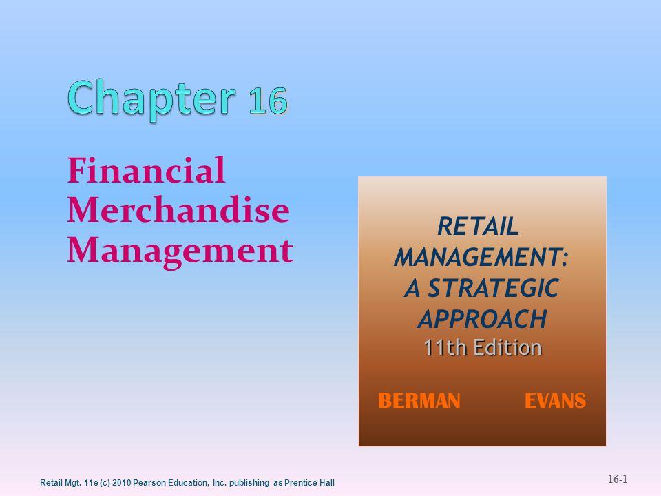 Financial Merchandise Management