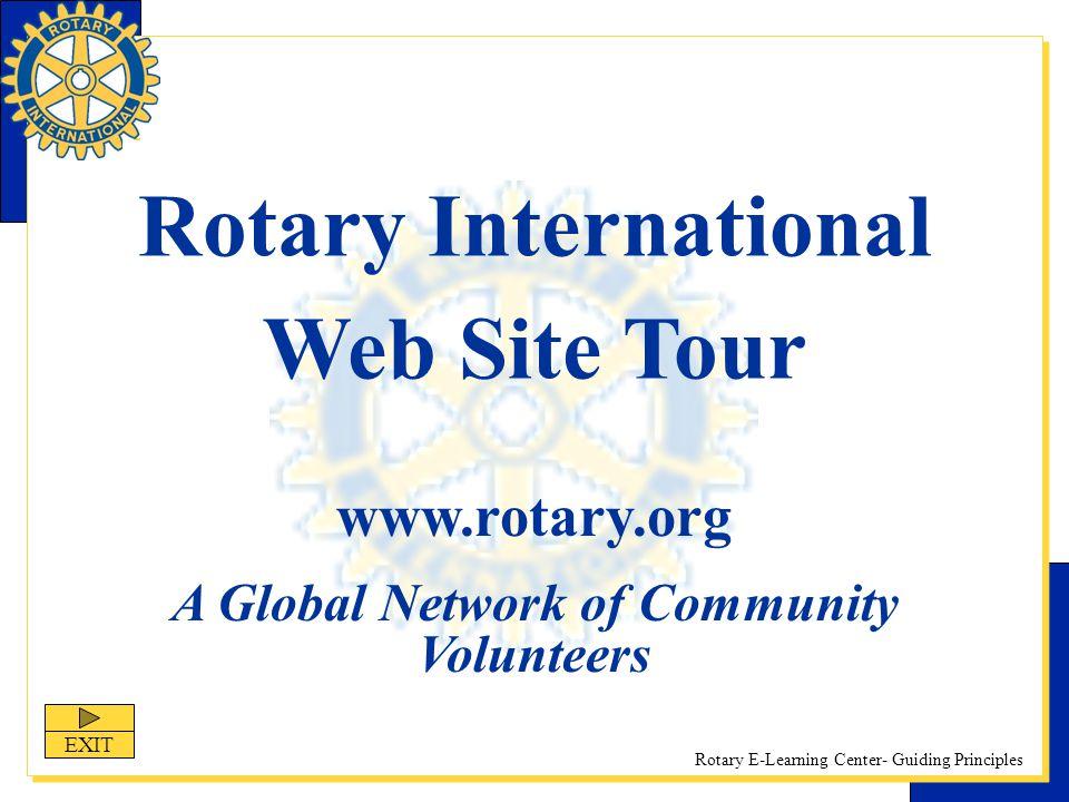 A Global Network of Community Volunteers