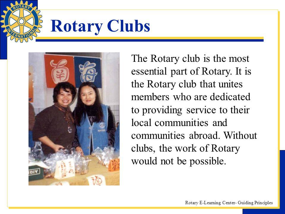 Rotary Clubs