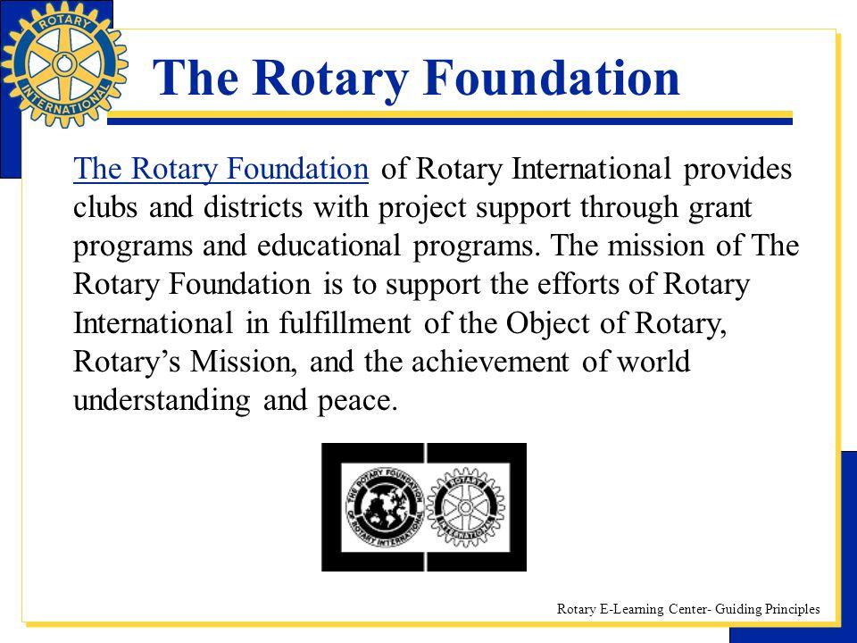 The Rotary Foundation