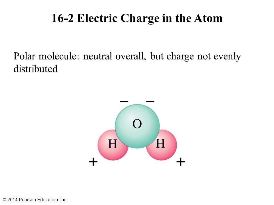 16-2 Electric Charge in the Atom