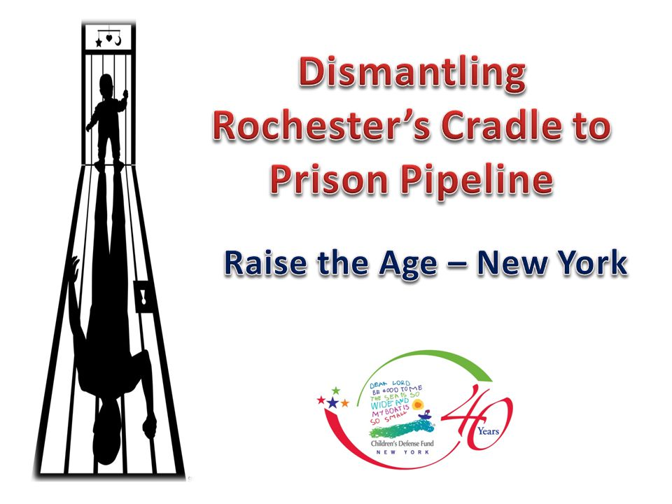 Dismantling Rochester's Cradle to Prison Pipeline