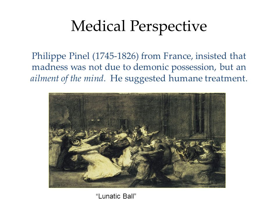 Medical Perspective