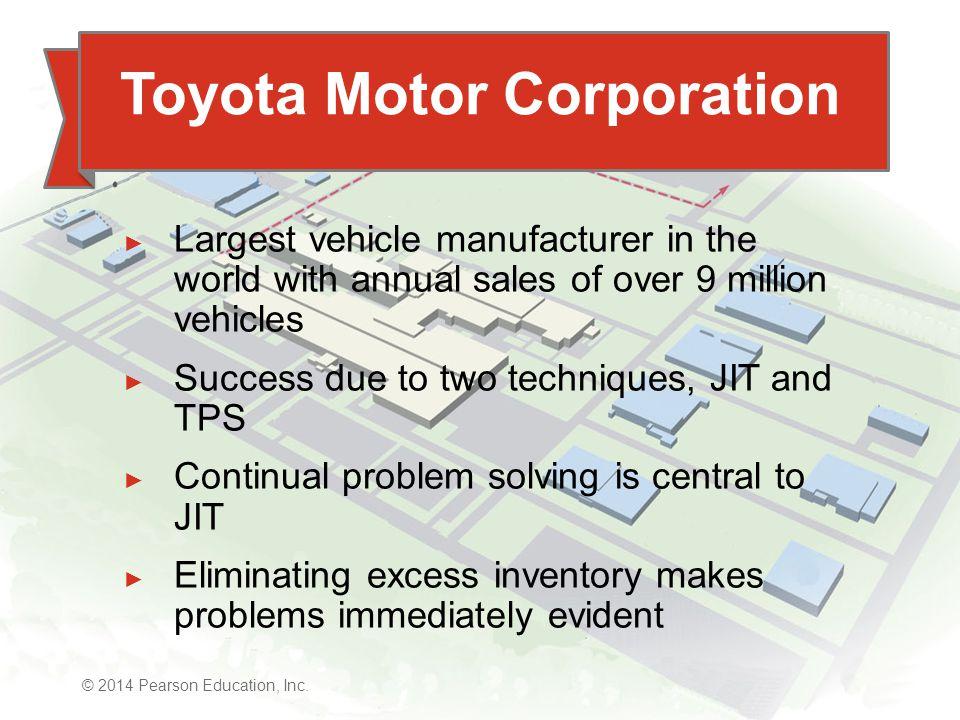 Toyota Motor Corporation