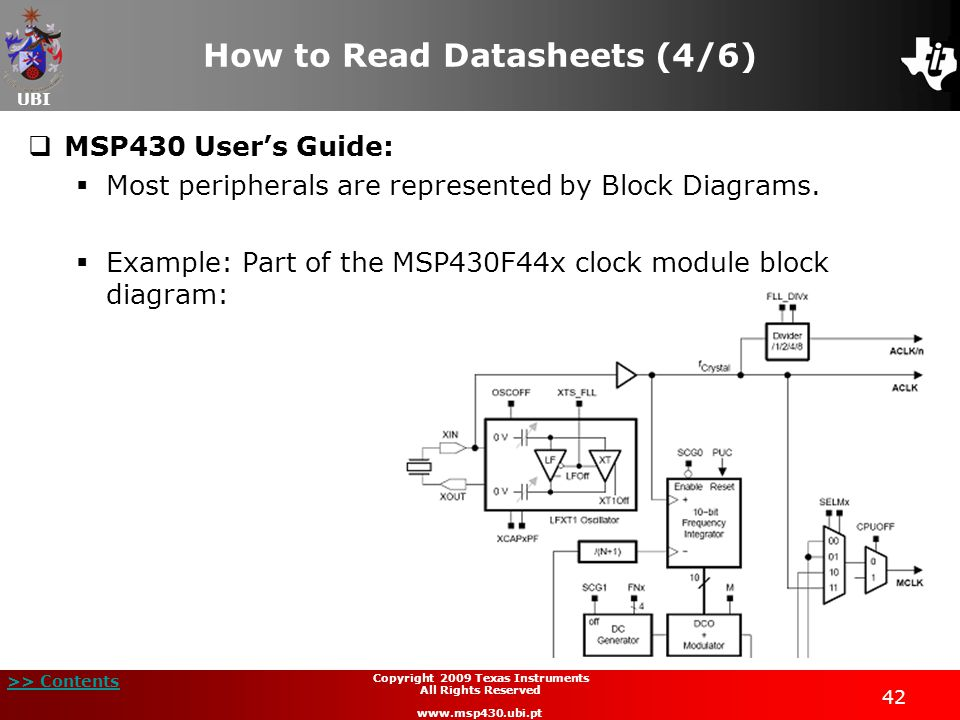 How to Read Datasheets (4/6)