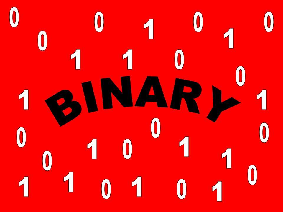 1 1 1 1 1 1 BINARY 1 1 1 1 1 1 1