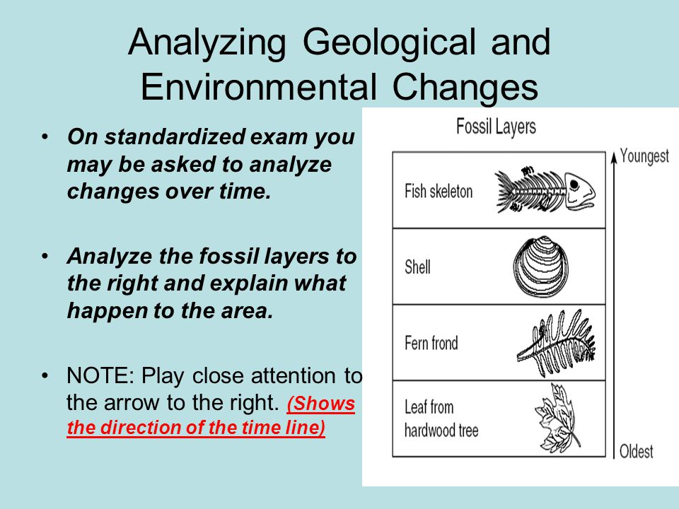 Analyzing Geological and Environmental Changes