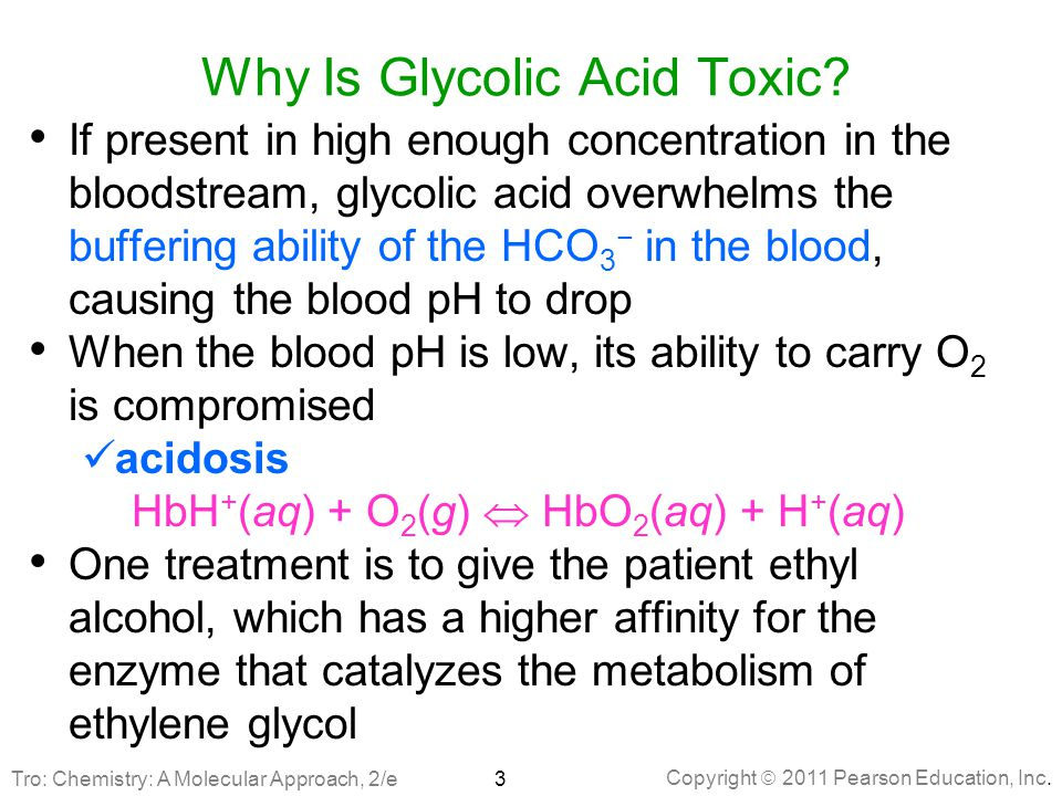 Why Is Glycolic Acid Toxic