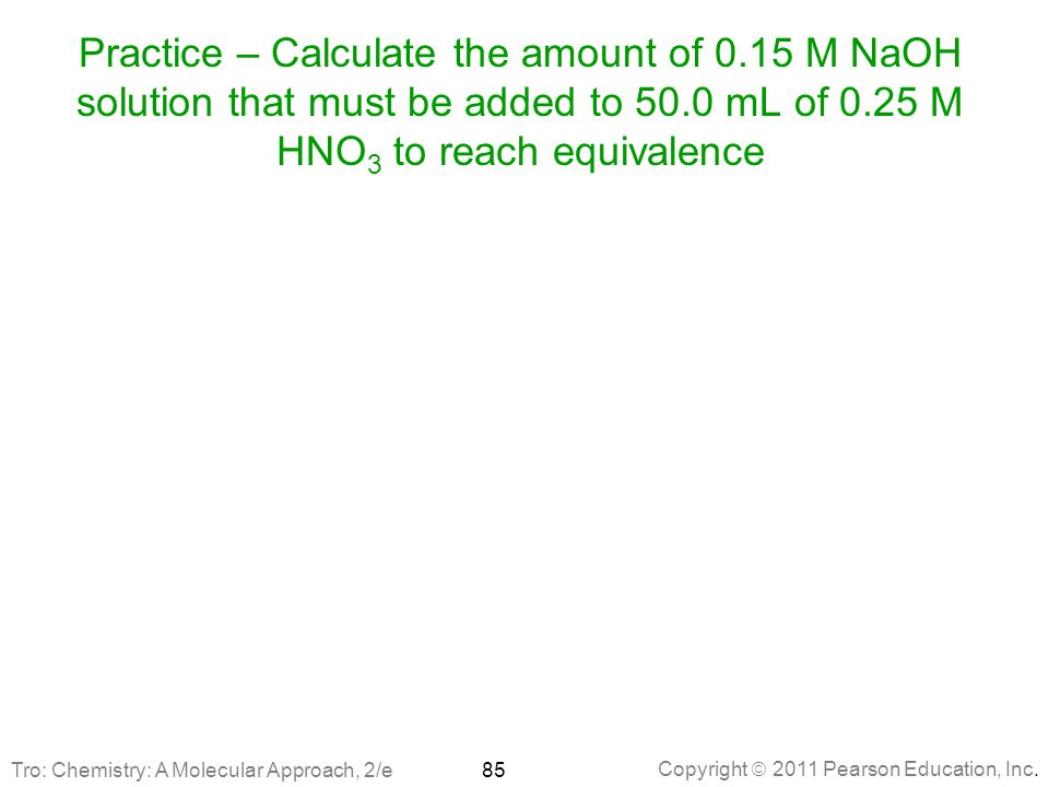 Practice – Calculate the amount of 0