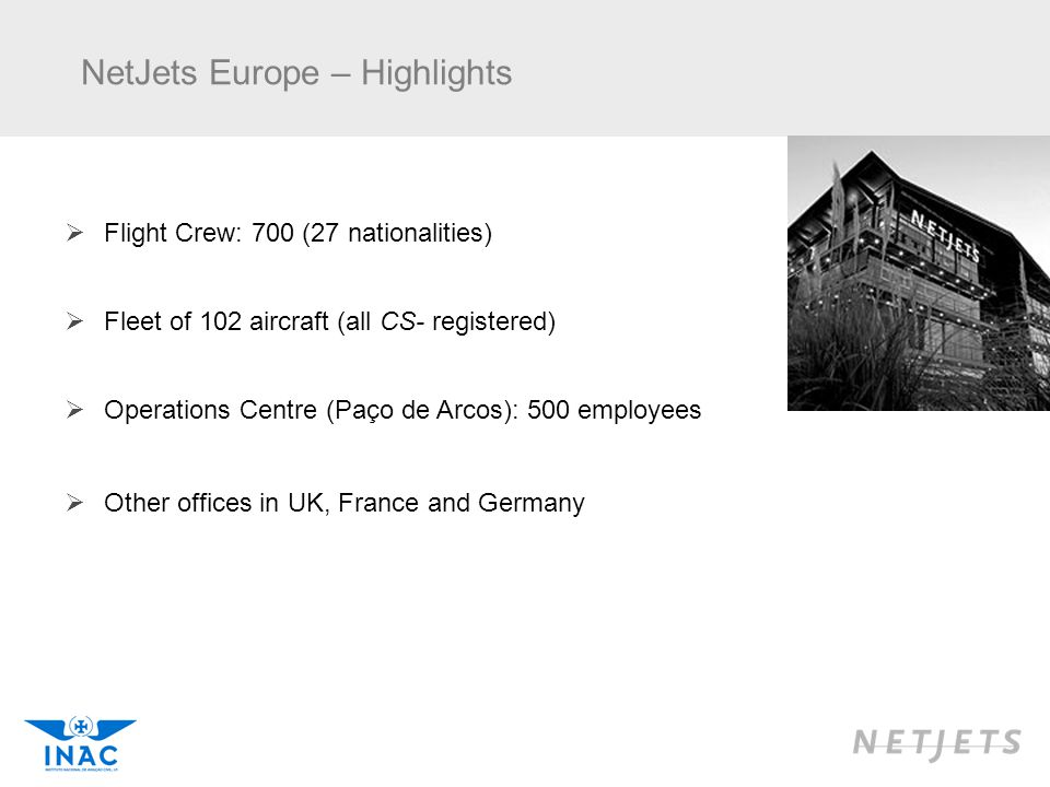 NetJets Europe – Highlights