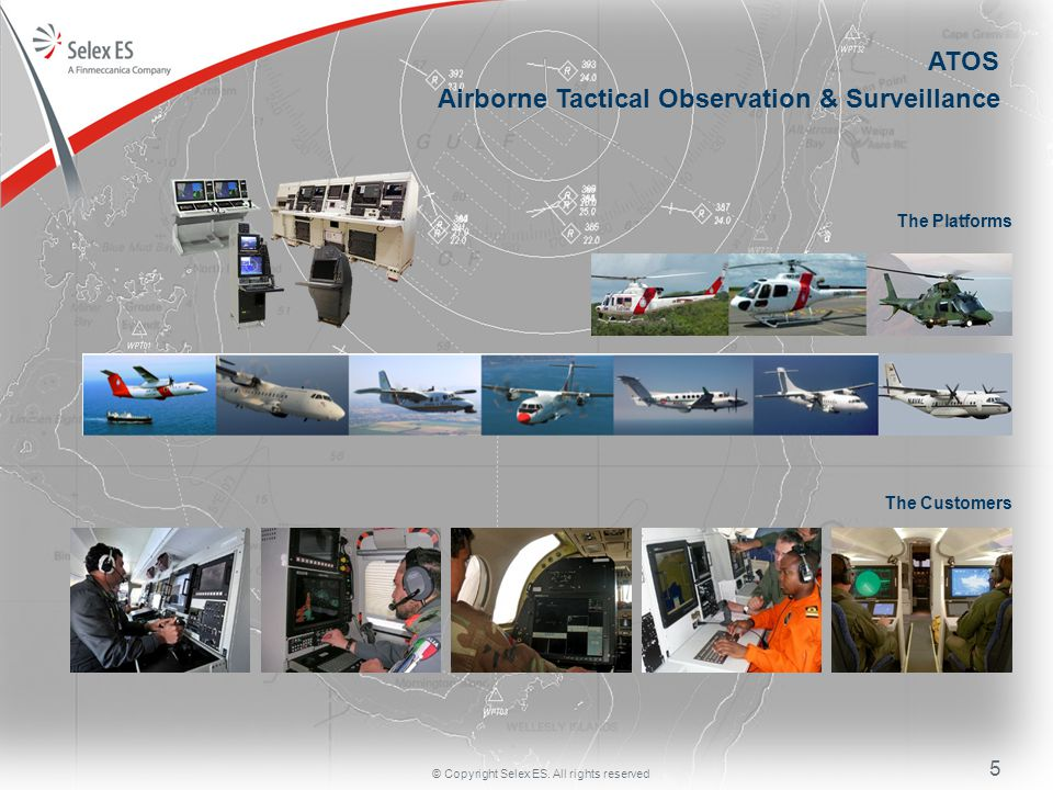 Airborne Tactical Observation & Surveillance