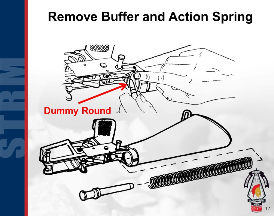 Remove Buffer and Action Spring