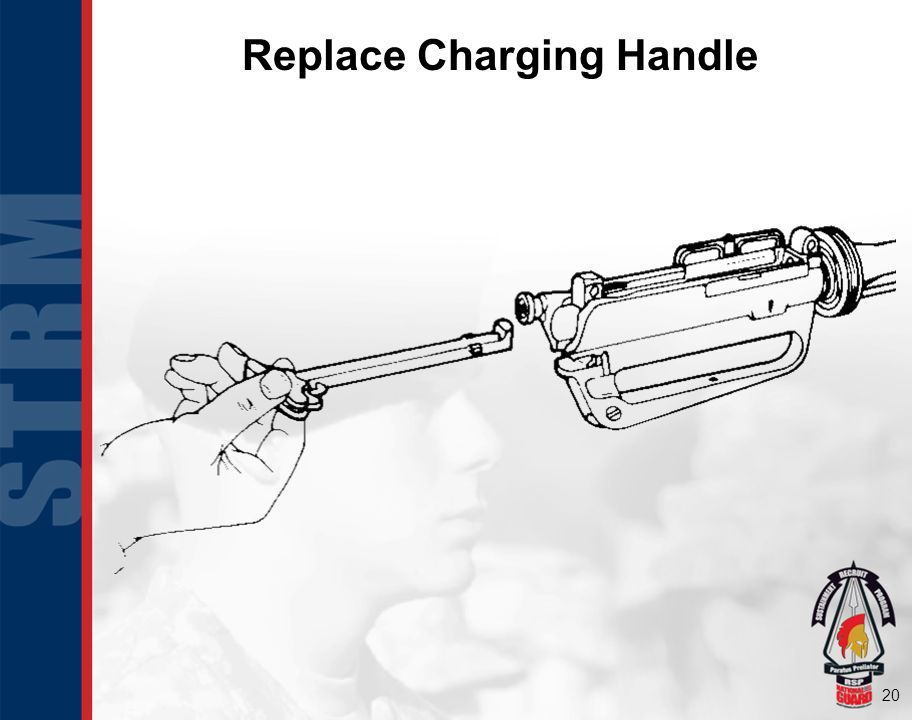 Replace Charging Handle