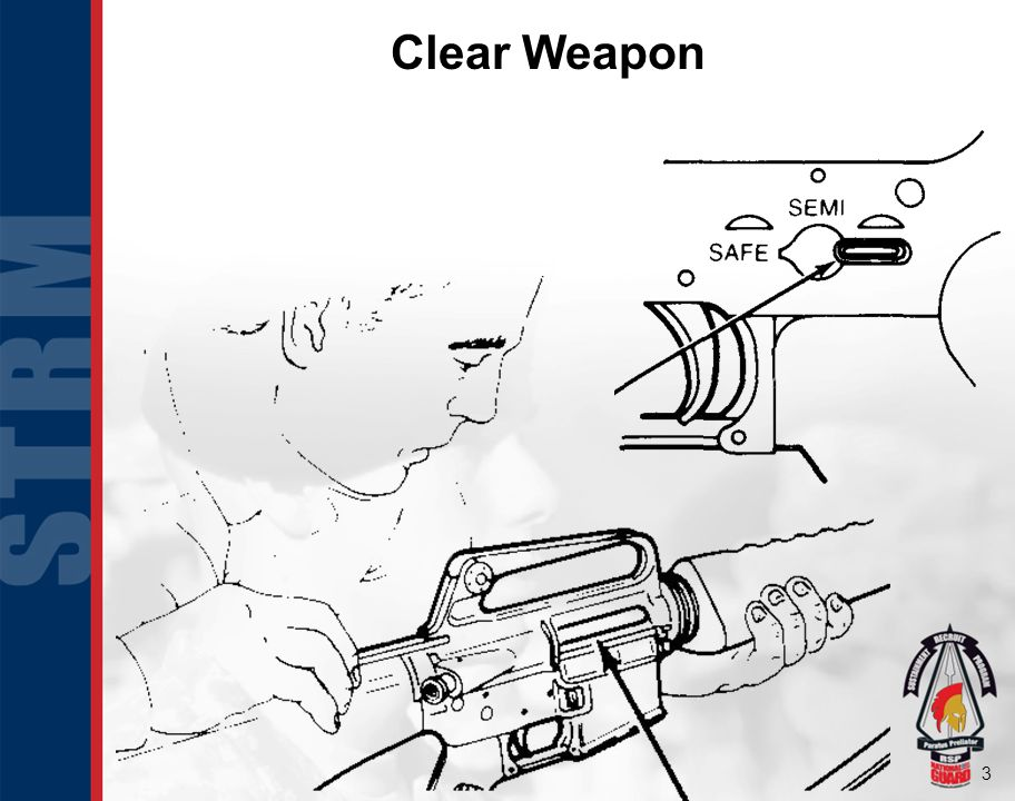 Clear Weapon