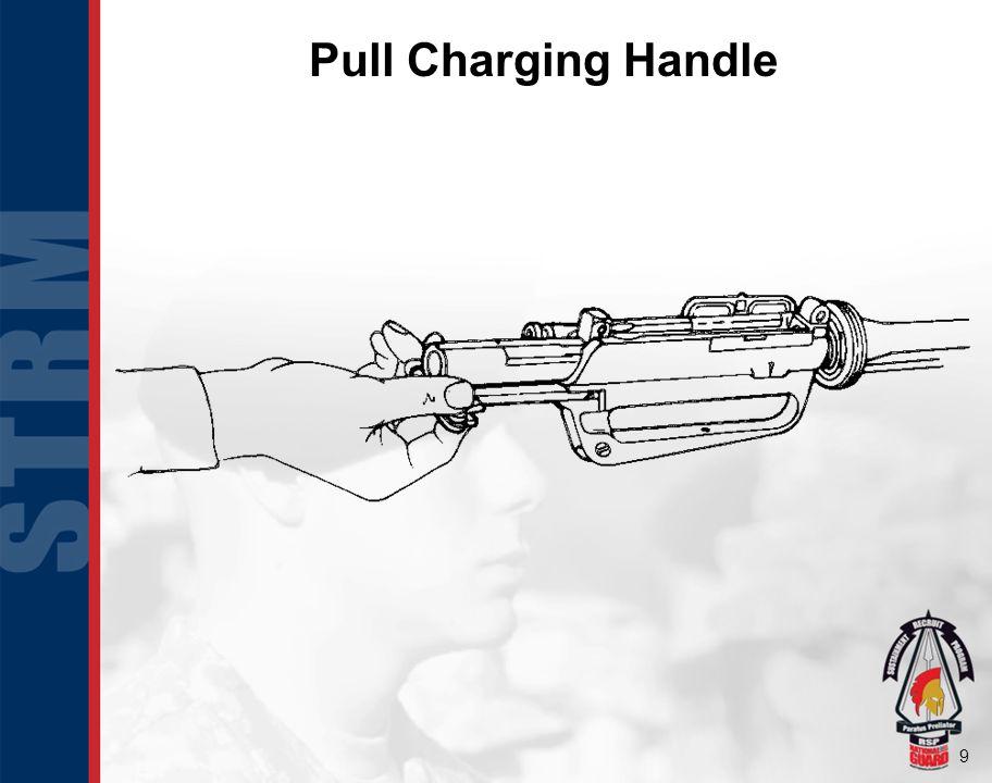 Pull Charging Handle