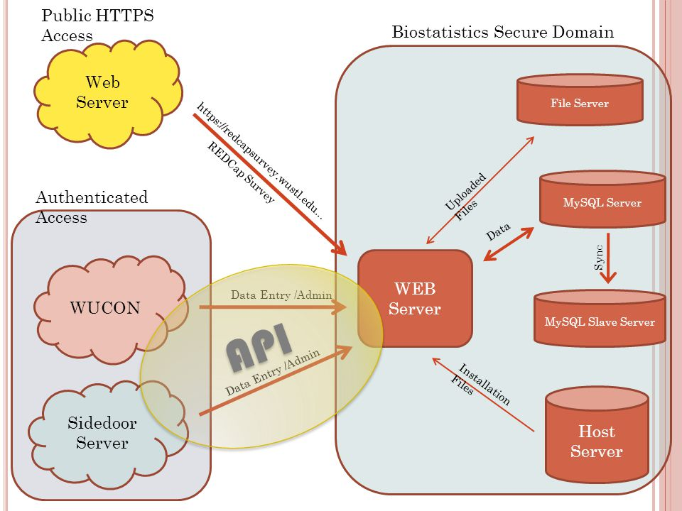 Biostatistics Secure Domain