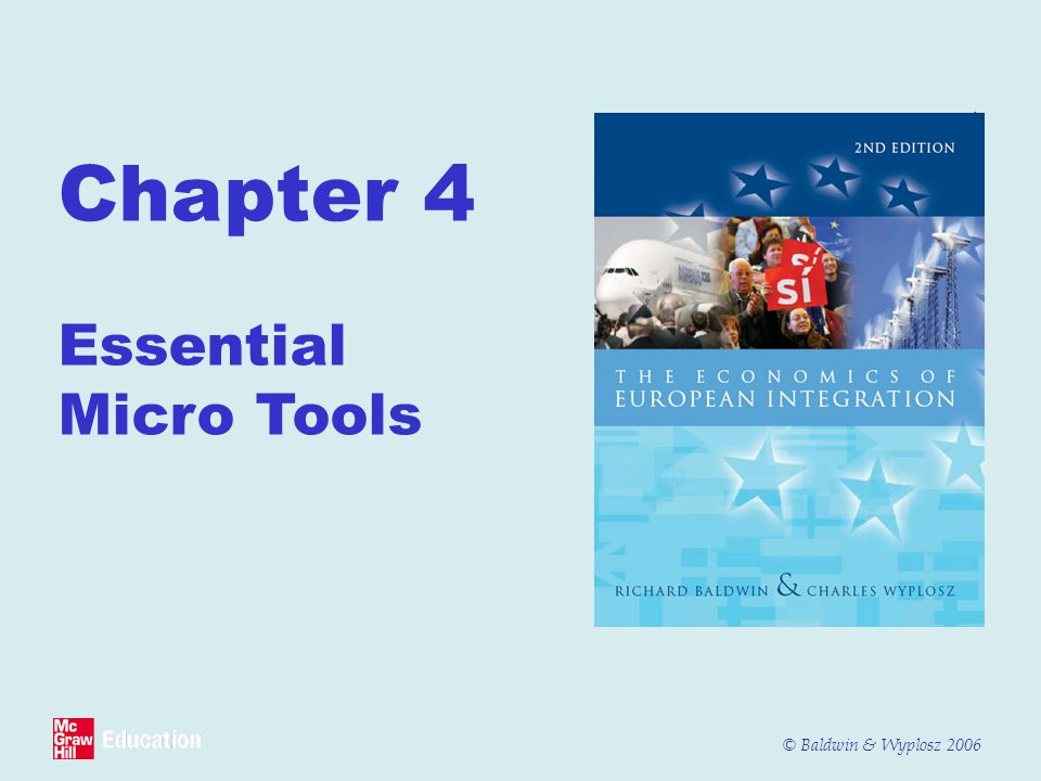 Chapter 4 Essential Micro Tools
