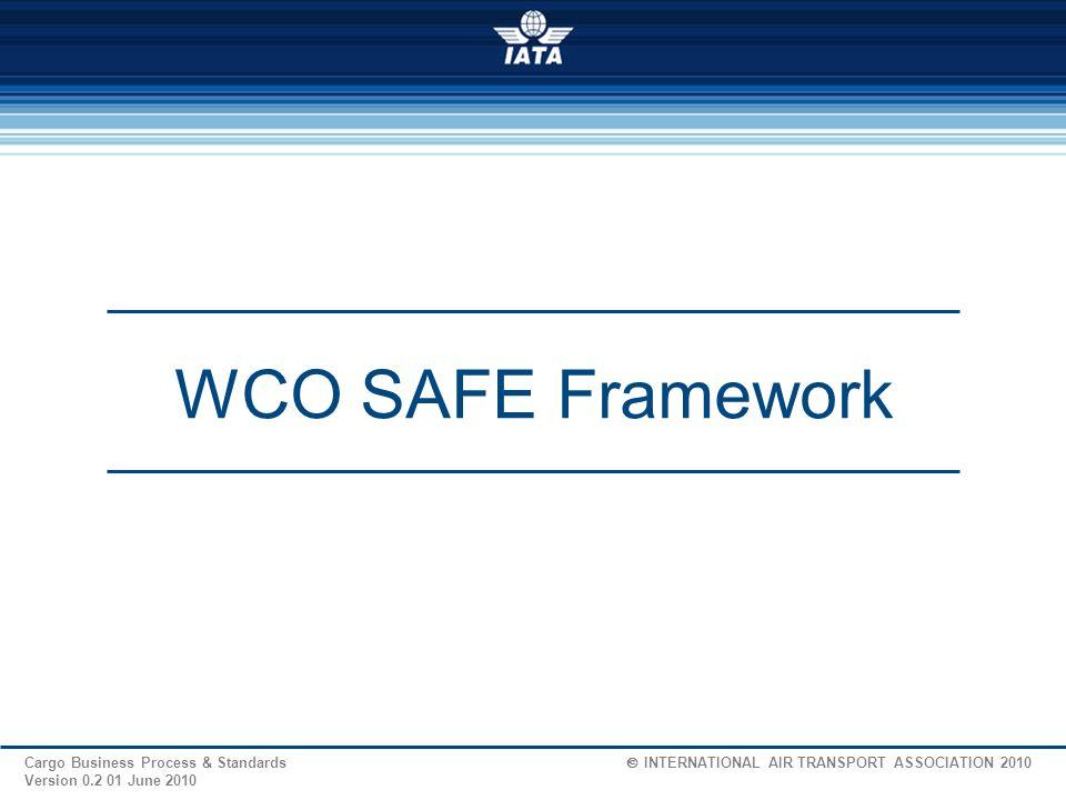 WCO SAFE Framework