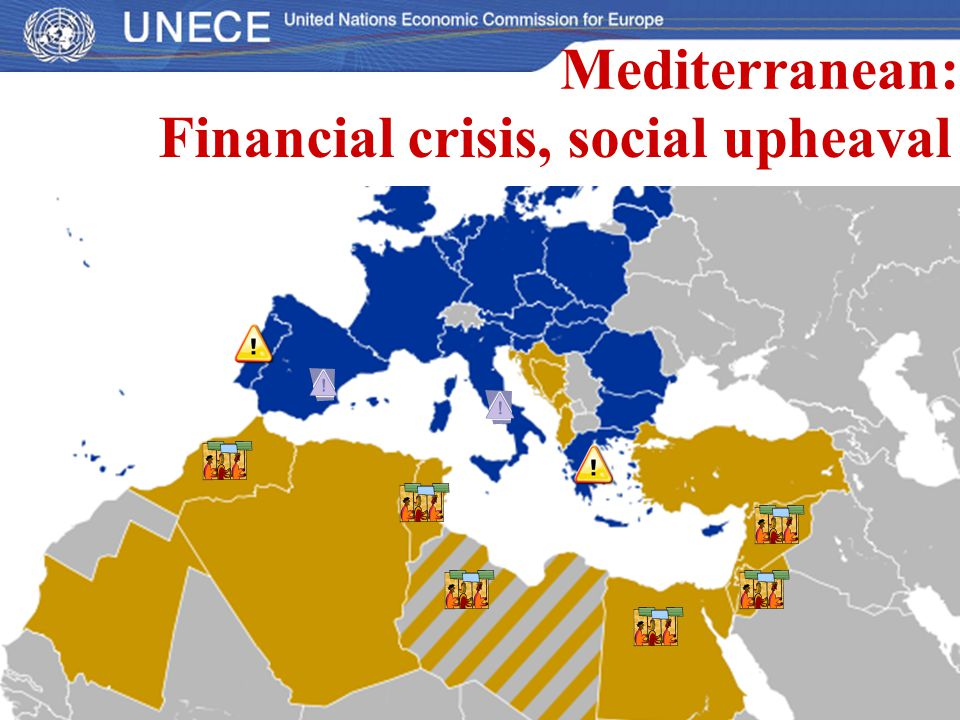 Financial crisis, social upheaval