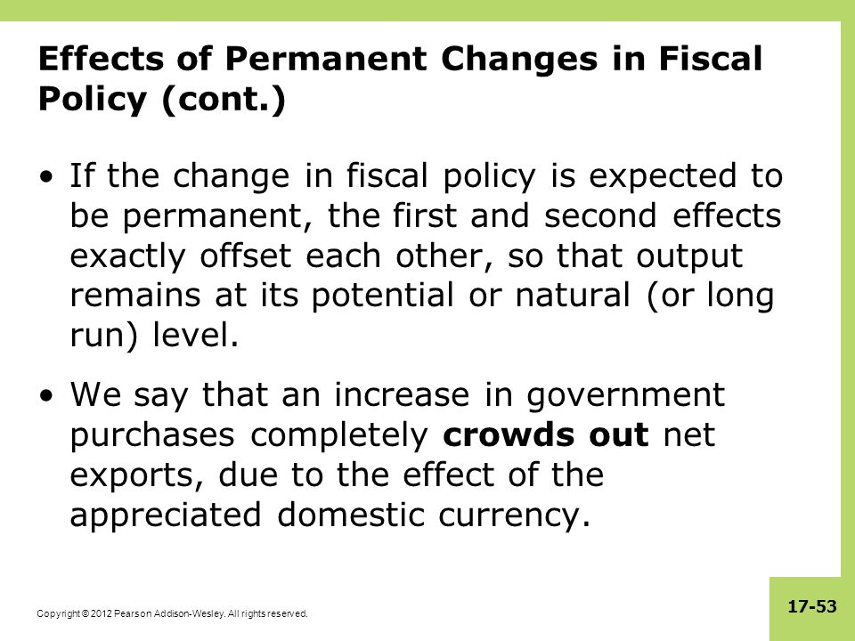 fiscal policy effectiveness 8 inequality and fiscal policy effectiveness closely related to its policy-making: not only is it affected by well-designed fiscal policy.