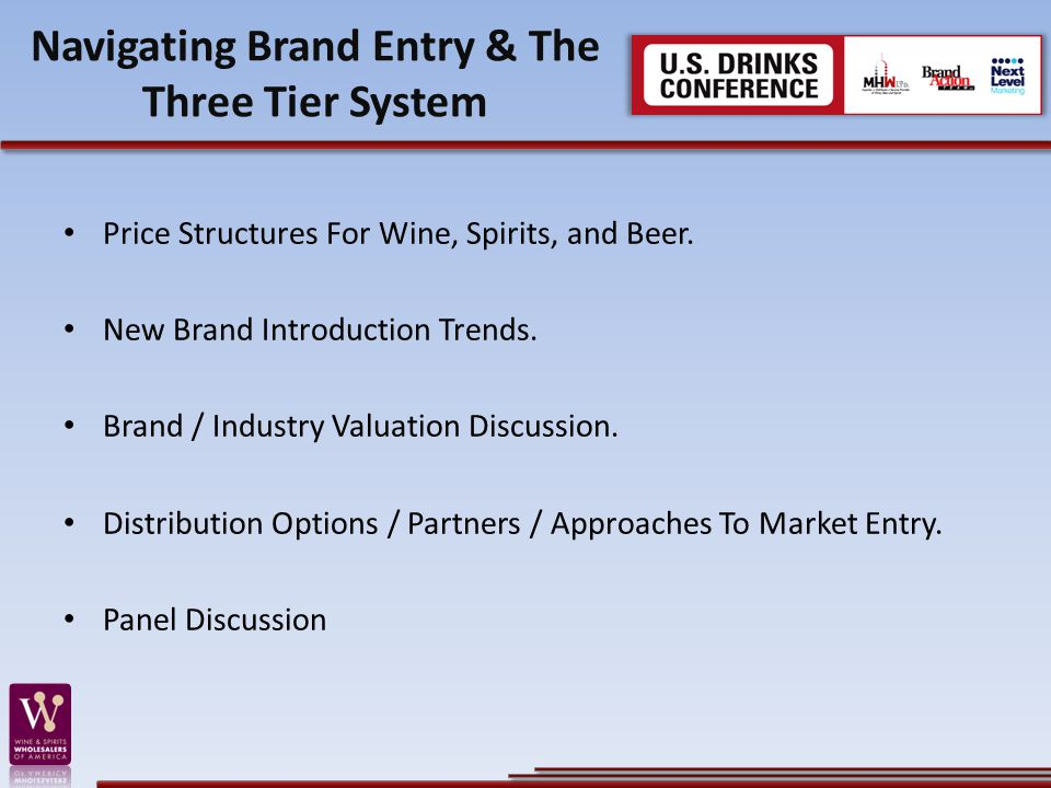 Navigating Brand Entry & The Three Tier System