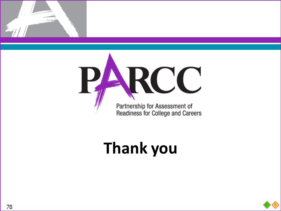 We have discussed how to submit a Student Registration File in PearsonAccess Next, using the PARCC Student Registration File Layout. This concludes the Student Registration Import training module. Thank you!