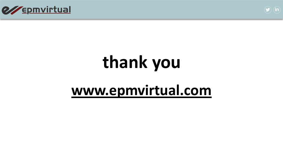 thank you www.epmvirtual.com