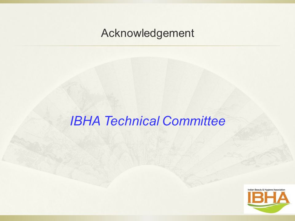 IBHA Technical Committee