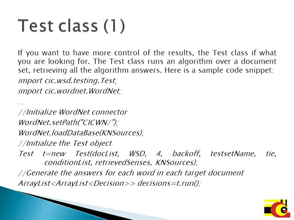 Test class (1)