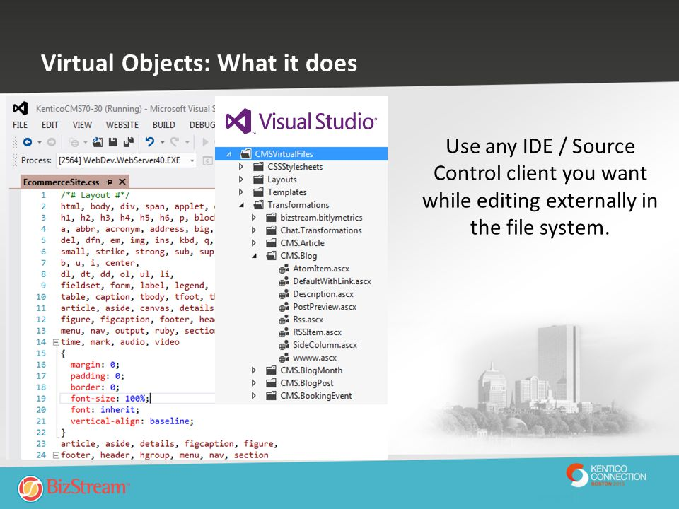 Virtual Objects: What it does