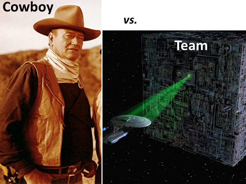Cowboy Goal 1. vs. Team.