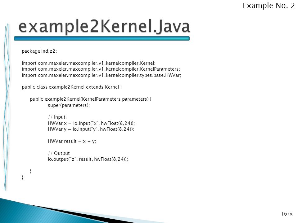 example2Kernel.Java Example No. 2